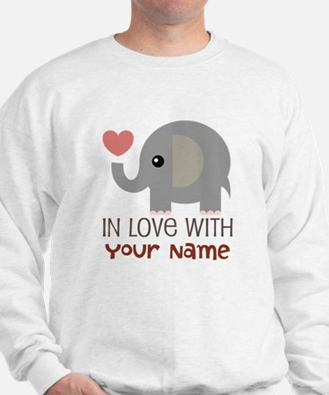 Personalized Matching Couple Jumper
