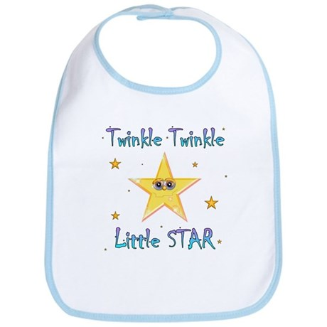 Twinkle Twinkle Little Star, Bib