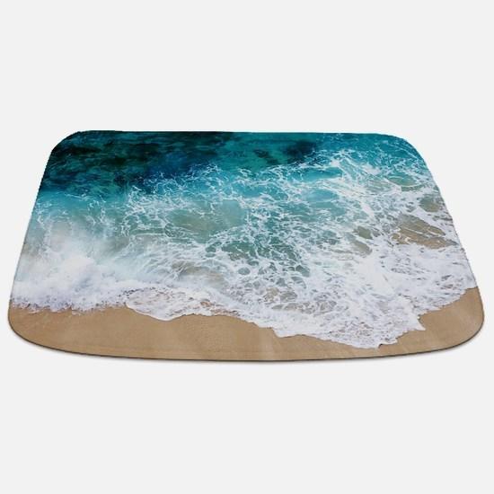 Water Beach Bathmat