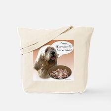 Otterhound Turkey Tote Bag