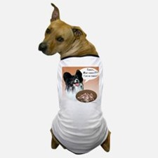 Papillon Turkey Dog T-Shirt