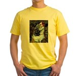 Ophelias Cocker Yellow T-Shirt