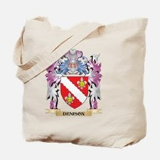 Denison Coat of Arms (Family Crest) Tote Bag