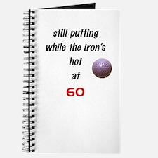 golf at 60 Journal