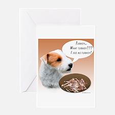 Parson Turkey Greeting Card