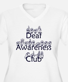 Deaf Awareness Club T-Shirt