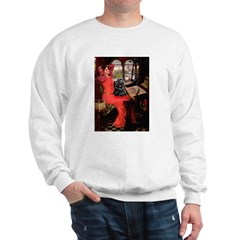 Lady / Cocker Spaniel Sweatshirt