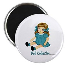 Teal - Rag Doll Magnet