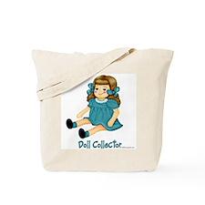 Teal - Rag Doll Tote Bag