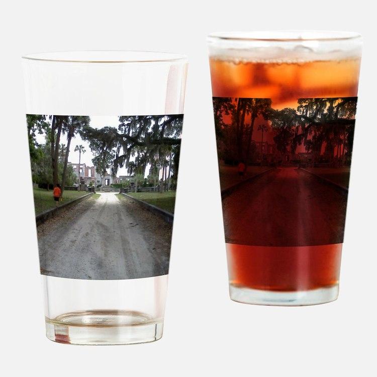 Cute Cumberland Drinking Glass