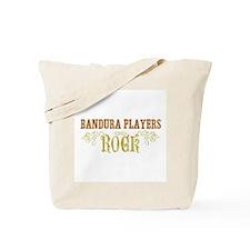 Bandura Players Tote Bag
