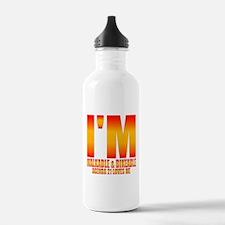 Agenda 21 Stainless Water Bottle 1.0l