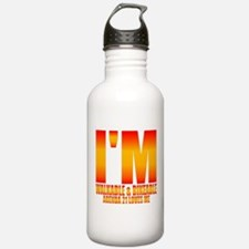 Agenda 21 Water Bottle