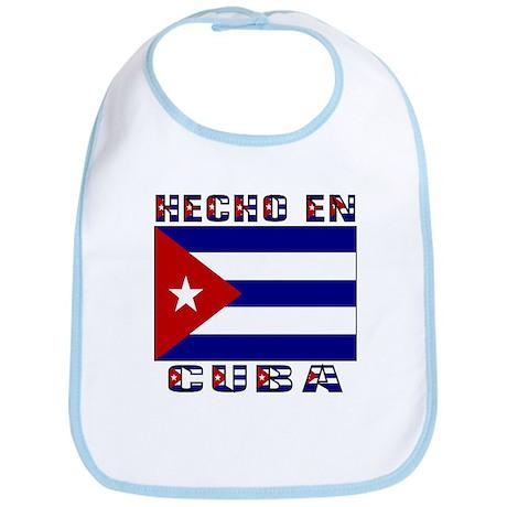 Hecho en Cuba Bib
