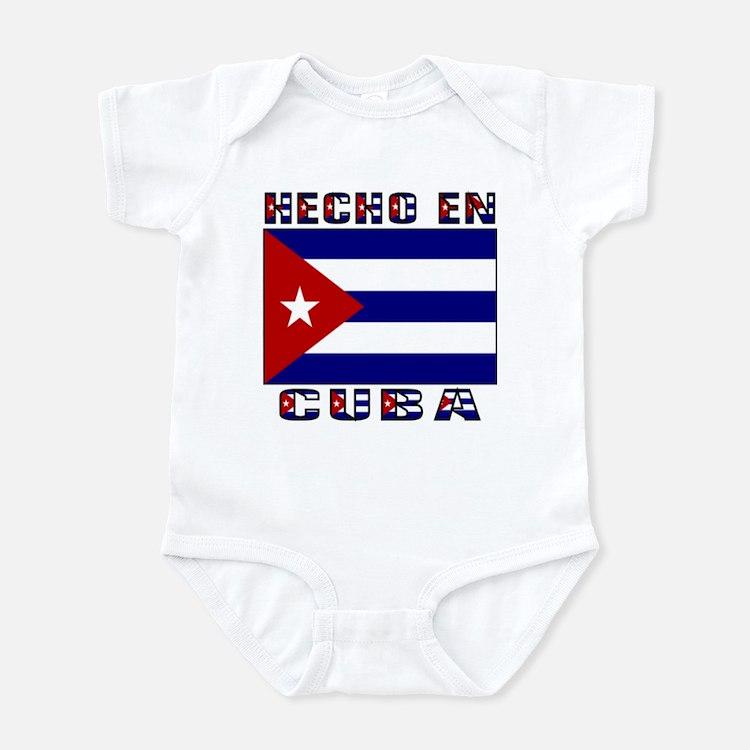 Hecho en Cuba Infant Bodysuit