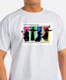 Pope Quote T-Shirt