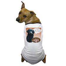 Flat-Coat Turkey Dog T-Shirt