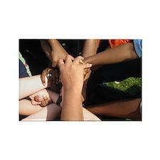 Unique After school Rectangle Magnet (10 pack)