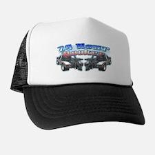 24 Hour Wrecker Trucker Hat