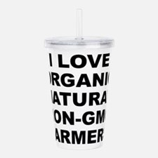 Farmers Acrylic Double-Wall Tumbler