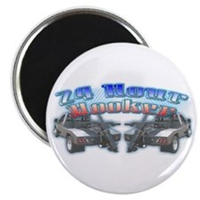 24 Hour Wrecker Magnet
