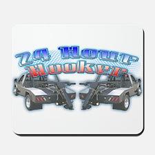 24 Hour Wrecker Mousepad