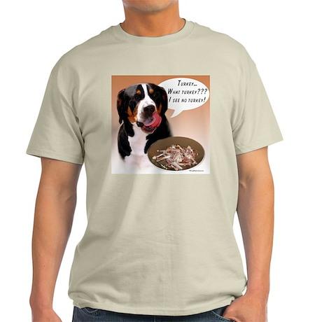 Swissy Turkey Light T-Shirt