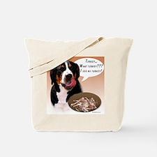 Swissy Turkey Tote Bag