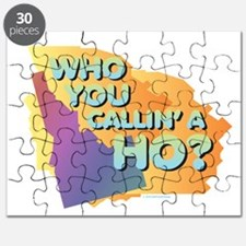 Idaho - Who You Callin' a Ho? Puzzle