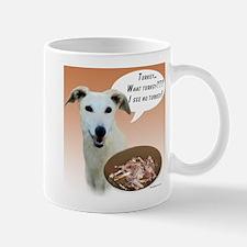 Greyhound Turkey Mug