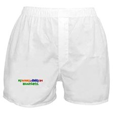 My Mommy & Daddy Are Accountants (PR) Boxer Shorts