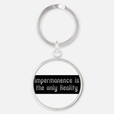 impermanence3 Keychains