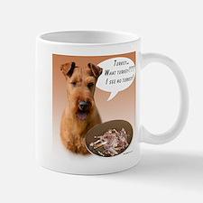 Irish Terrier Turkey Mug