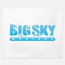 Montana - Big Sky King Duvet
