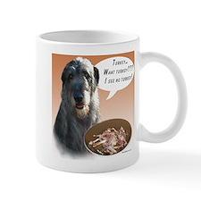 Wolfhound Turkey Mug