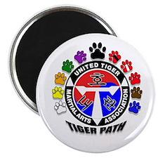 Tiger Path Magnet