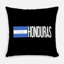 Honduras: Honduran Flag & Honduras Everyday Pillow