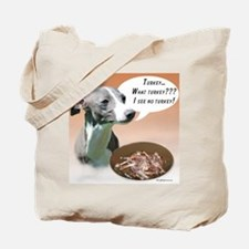 Iggy Turkey Tote Bag