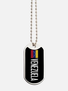 Venezuela: Venezuelan Flag & Venezuela Dog Tags