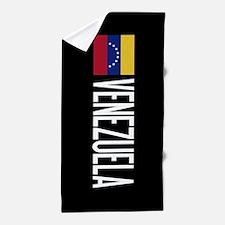 Venezuela: Venezuelan Flag & Venezuela Beach Towel