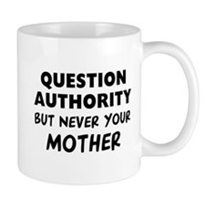 Question Mother Mug