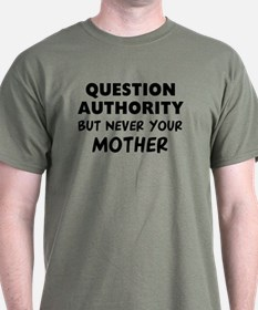 Question Mother T-Shirt