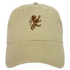 Renaissance Lion (gold) Cap