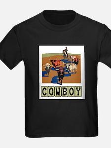 COWBOY Kids T-Shirt