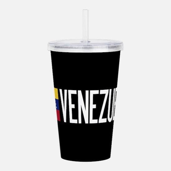 Venezuela: Venezuelan Acrylic Double-wall Tumbler