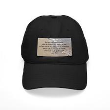 Disciples Baseball Hat