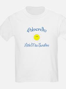 Alexandra - Little Miss Sunsh T-Shirt