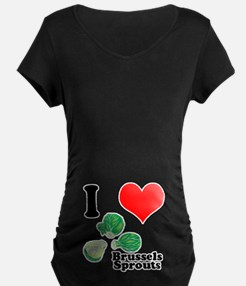 I Heart (Love) Brussels Sprouts T-Shirt
