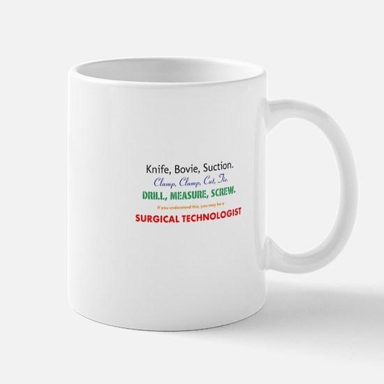 Surgicaltech1 Mugs