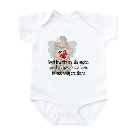 Good Friend's Infant Bodysuit